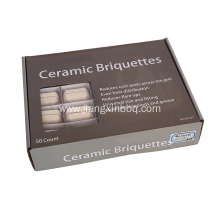 50 Counts Ceramic Briquettes